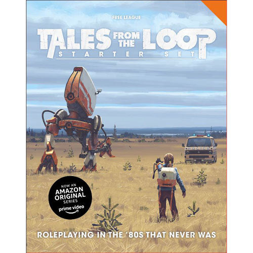 Tales from the Loop RPG : Starter Set