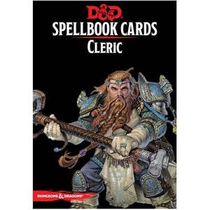 Dungeons & Dragons - Spellbook Cards : Cleric