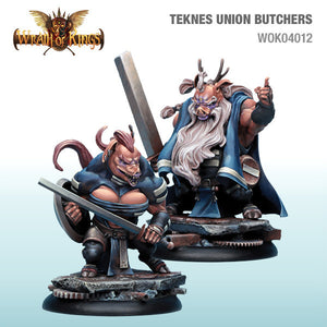 House Teknes Union Butchers