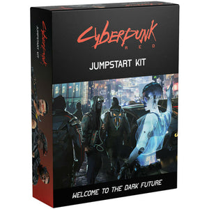 Cyberpunk RED jumpstart kit (RESTOCK PRE-ORDER)