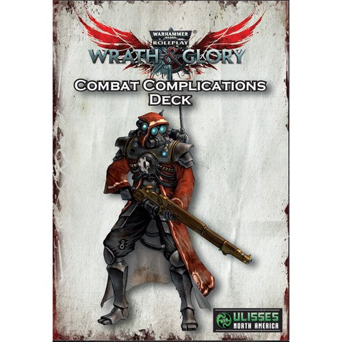 Wrath & Glory RPG - combat complications deck