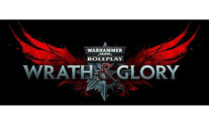 Wrath & Glory RPG - GM screen