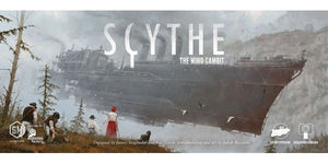 Scythe : The Wind Gambit expansion