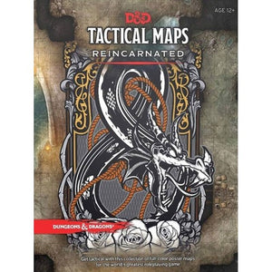 Dungeons and Dragons Tactical Maps