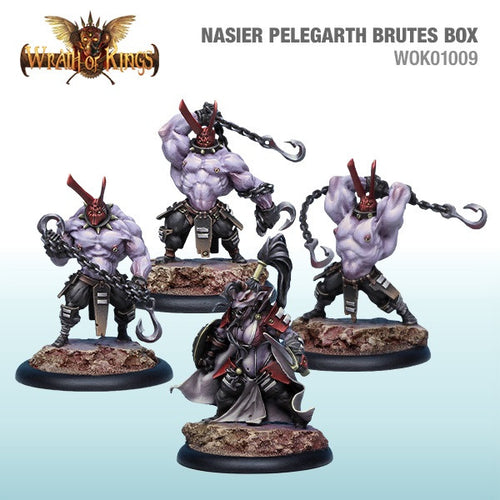 House Nasier Pelegarth Brutes