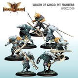 House Hadross Pit Fighters