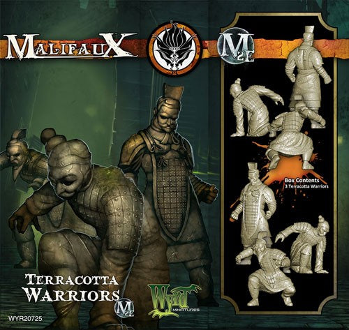 Malifaux: Terracotta Warriors