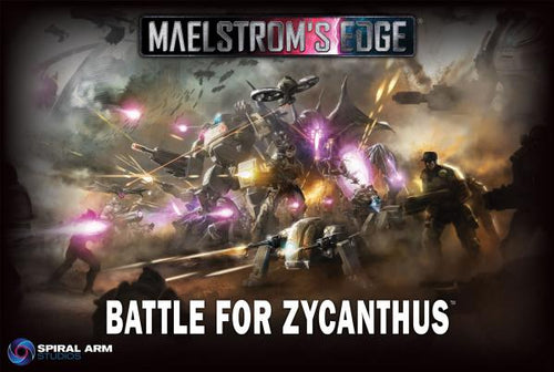 Battle for Zycanthus