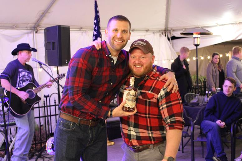 HASOF Whiskey Co. Veterans Day 2017 Celebration Raffle Winners