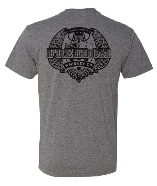 Freedom Whiskey Co. - Men's T-Shirt