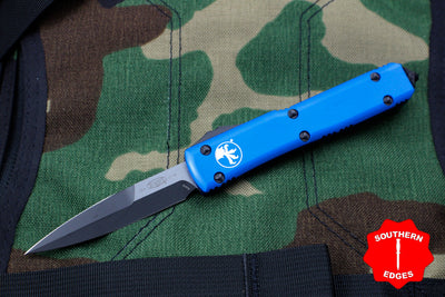 Microtech Ultratech Bayonet Edge Out the Front Knife