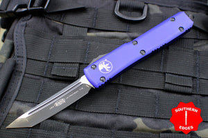 Microtech Ultratech Tanto Edge Out the Front OTF Knife *