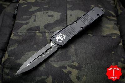 Microtech Combat Troodon Double Edge Out the Front Knife