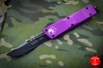 Microtech Combat Troodon Single Edge Out the Front Knife