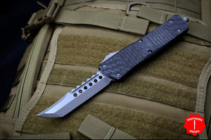 Microtech Combat Troodon - Hellhound