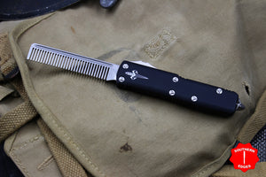 Microtech UTX-85 Tactical Beard Comb OTF auto