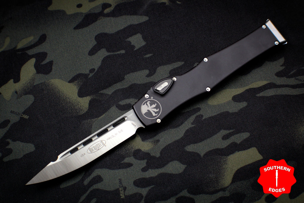 Microtech Halo VI Single Edge