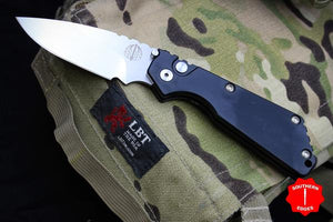 Protech Strider SnG Auto Out The Side (OTS) Knife