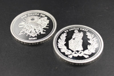 Microtech Medallions and Coins