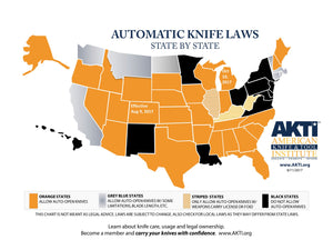 KNIFE LAWS