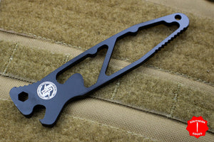 Microtech Socom Bottle Opener Black 25th Anniversary 100-1