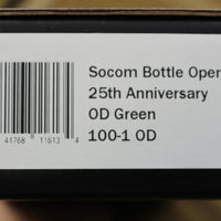 Microtech Socom Bottle Opener OD Green 25th Anniversary 100-1 OD