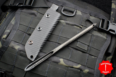 Microtech DLC Spike Fixed Blade Spike 112-1 DLC