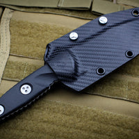 Microtech Socom Alpha Mini Single Edge Fixed Apocalyptic Blade 113M-10 AP