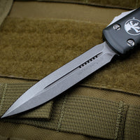 Microtech Ultratech OD Green D/E OTF Knife with Apocalyptic Blade 122-10 APOD