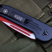 Microtech LUDT Sith Lord Knife White Blade 135-1SL