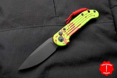 Microtech LUDT Zombietech OTS Knife with a Black Blade 135-1 Z