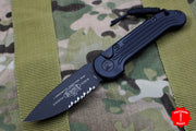 Microtech LUDT Black Knife Black Part Serrated Blade Tactical 135-2 T