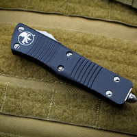 Microtech Troodon Double Edge OTF knife Black with Apocalyptic Blade 138-10 AP