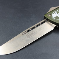 Microtech Combat Troodon OD Green S/E Tactical Bronze Blade 143-13 OD