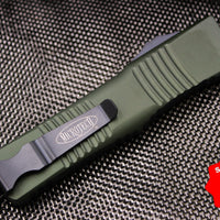Microtech Combat Troodon OD Green S/E Black Blade 143-1 OD
