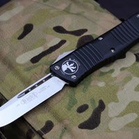 Microtech Combat Troodon Black S/E Satin Blade 143-4