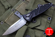 Microtech Socom Elite Auto (OTS) Single Edge Folder Satin Blade 160A-4
