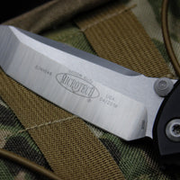 Microtech Socom Elite Tanto Manual Folder Satin Blade 161-4