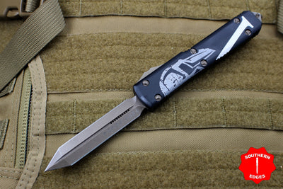 Microtech MOLON LABE Ultratech Spartan Edge OTF Knife Bronze Blade 223-13 ML