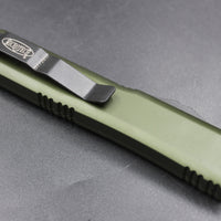 Microtech Ultratech OD Green Spartan OTF Knife Tactical Blade 223-1 OD