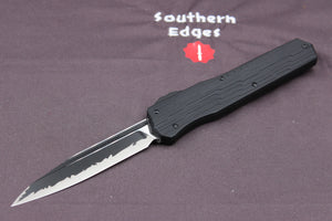 Microtech Cypher SE Black With Bronzed Katana Blade 241-1 KA