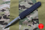 Microtech Cypher MK7 Black DE Green Blade and Hardware 242M-1 GRB