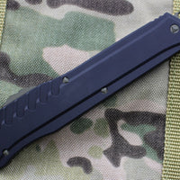 Microtech Cypher MK7 Black DE Green Blade and Hardware 242M-1GRB