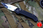 Marfione Custom LUDT with Compound Ground Mirror Blade Carbon Fiber Inlaid Button and Copper HW 335-MCK HPCFCU