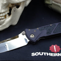 Marfione Custom Socom Elite Compound Ground Single Edge Mirror Polish Stingray Inlay 360-MCK SEHP