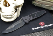 Marfione Custom Socom Elite Single Edge Two-tone Apocalyptic DLC Stingray Inlay 360-MCK SEHP