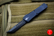 Troodon Hellhound Black Handle FULL DLC Blade With Black Hardware 619-1 DLCTS
