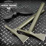 "American Tomahawk Co. OD Green Model 1 15"" Tomahawk STN - Nylon Handle"