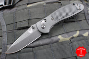 Benchmade Griptilian Black Drop Blade With Black Body 551BK