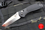 Benchmade Griptilian Satin Tanto Blade With Black Body 553